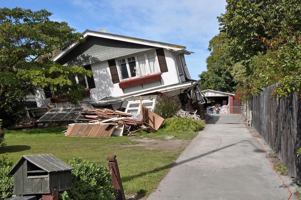 earthquake insurance Pasco WA